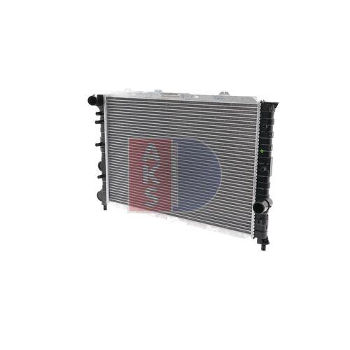Kühler, Motorkühlung -- AKS DASIS, ALFA ROMEO, 156 Sportwagon (932)...