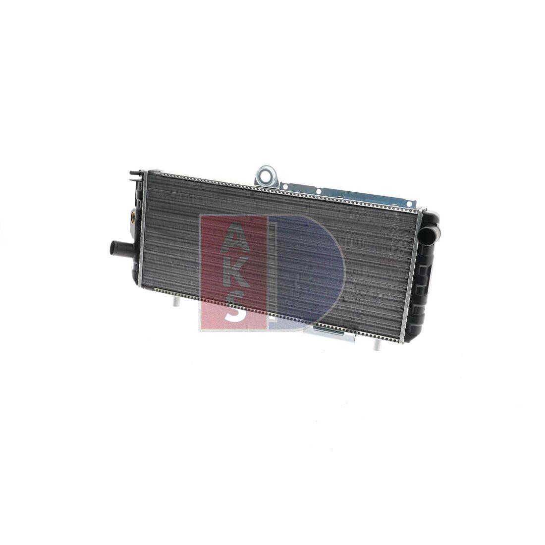 Kühler, Motorkühlung -- AKS DASIS, ALFA ROMEO, ALFASUD (901), 33...