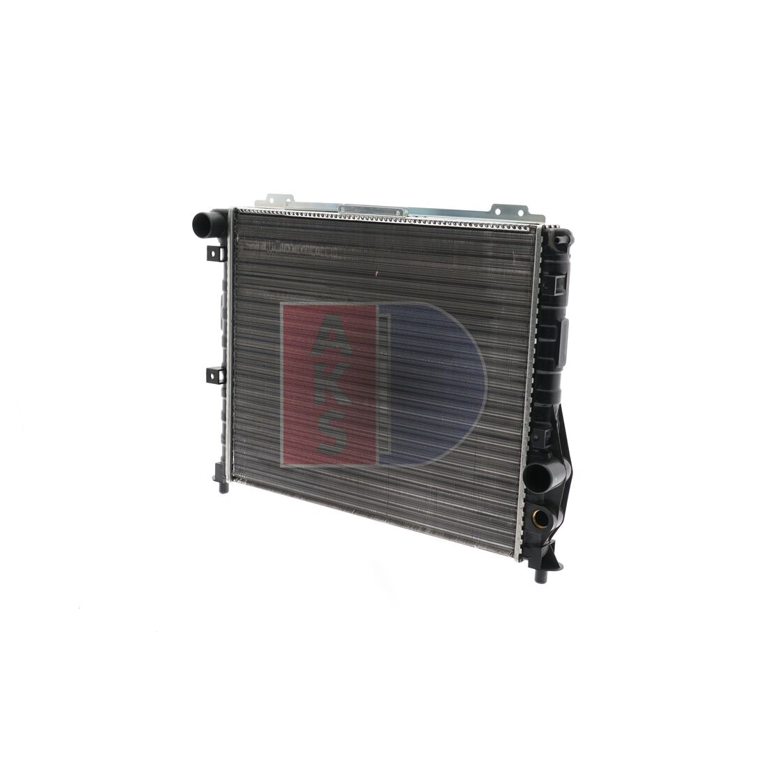 Kühler, Motorkühlung -- AKS DASIS, ALFA ROMEO, 75 (162B), 164 (164), ...