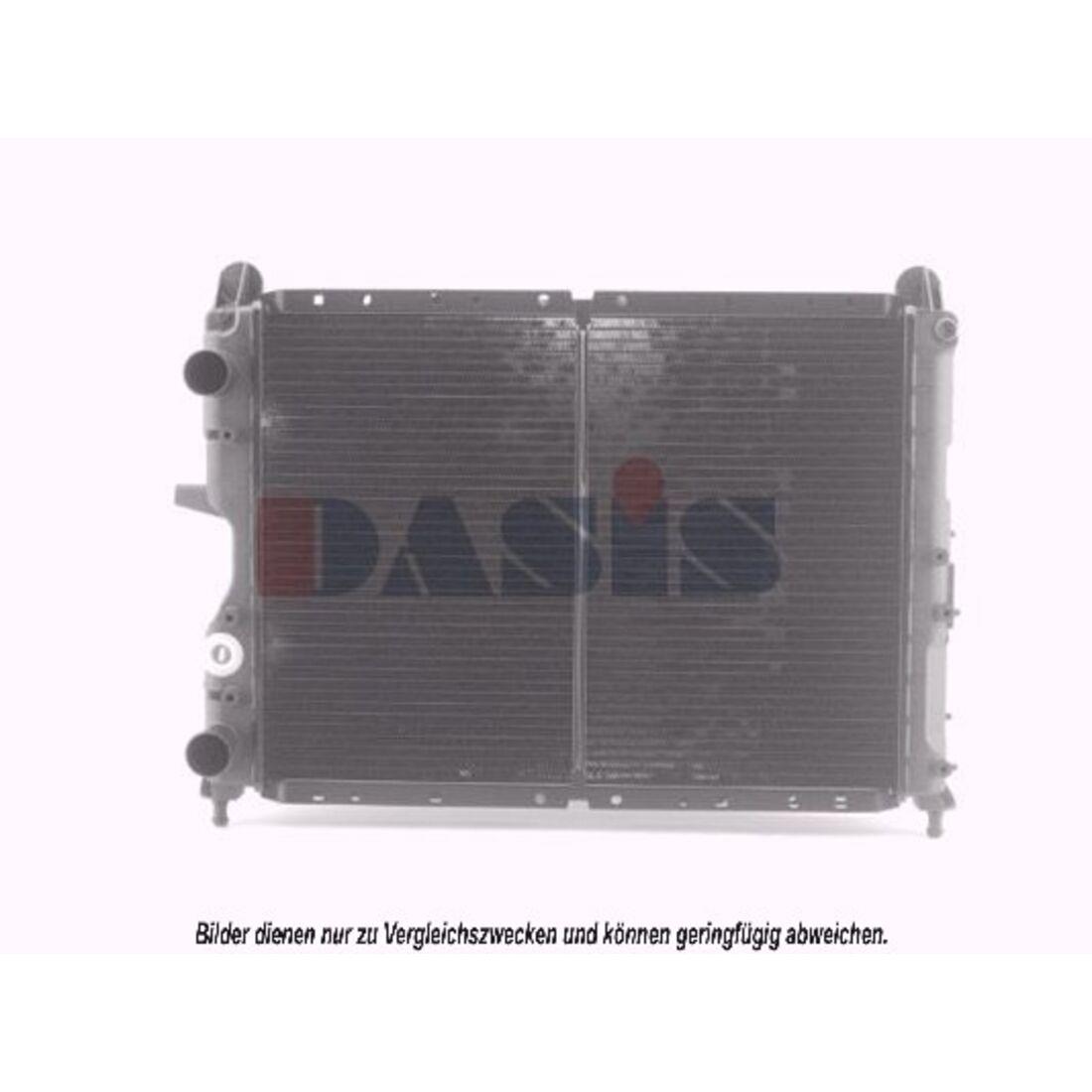 Kühler, Motorkühlung -- AKS DASIS, ALFA ROMEO, 155 (167)...