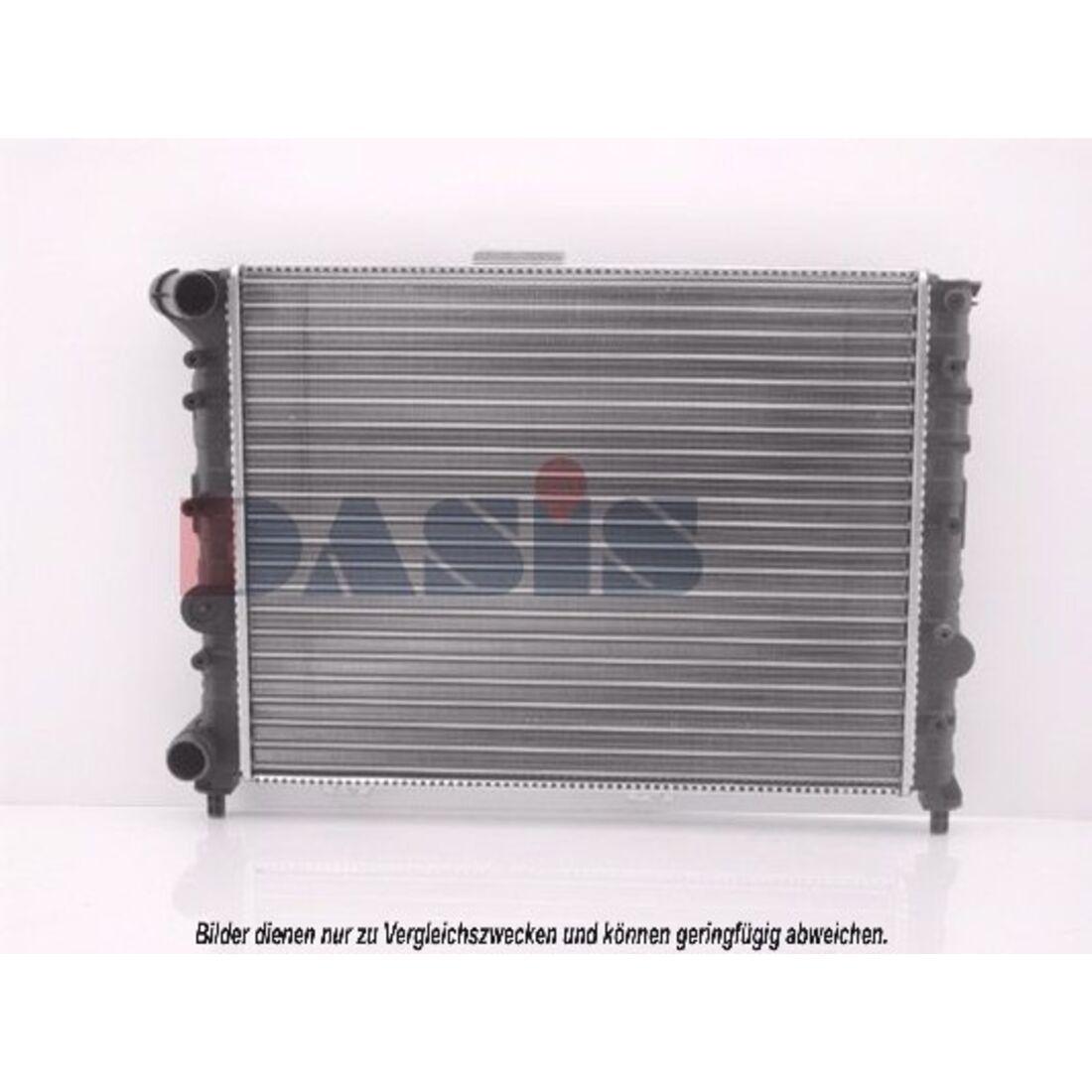 Kühler, Motorkühlung -- AKS DASIS, ALFA ROMEO, 156 (932), Sportwagon...