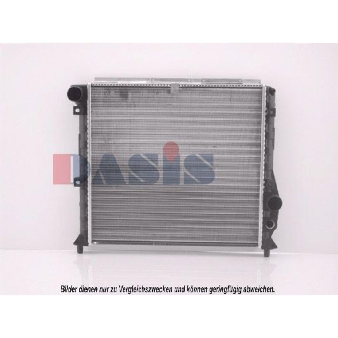 Kühler, Motorkühlung -- AKS DASIS, ALFA ROMEO, 75 (162B), 90 (162)...