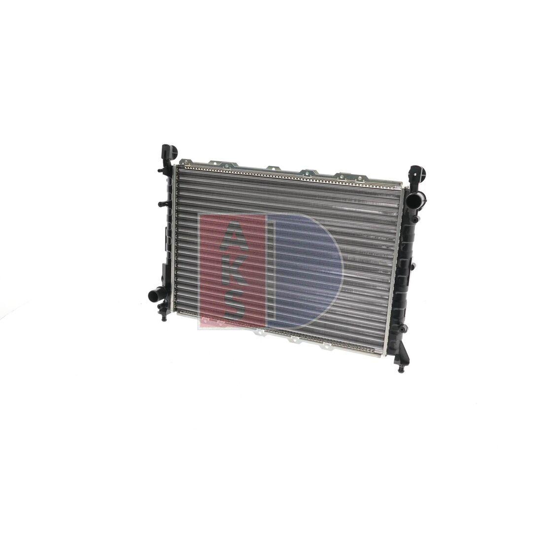 Kühler, Motorkühlung -- AKS DASIS, ALFA ROMEO, 145 (930), 146...
