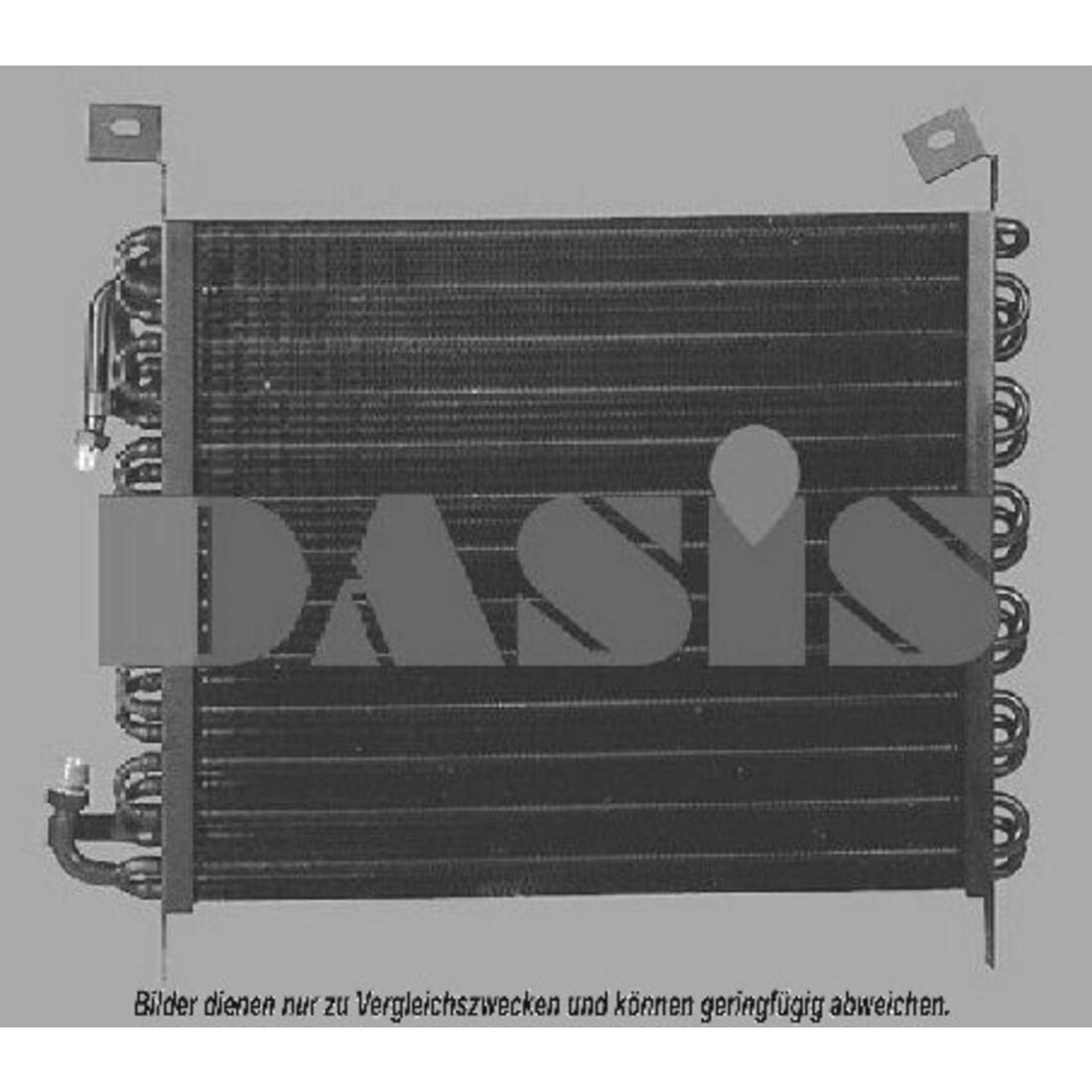 Kondensator, Klimaanlage -- AKS DASIS, ALFA ROMEO, 75 (162B), 90...
