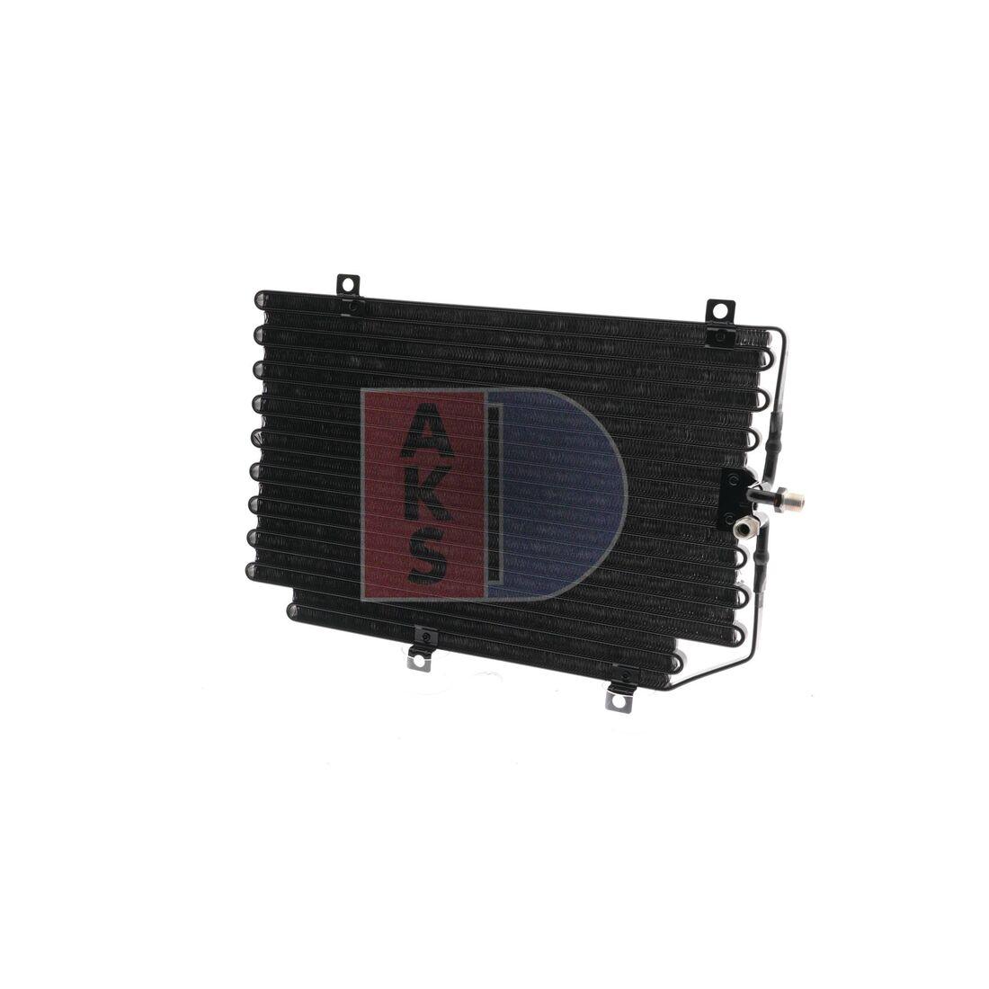 Kondensator, Klimaanlage -- AKS DASIS, ALFA ROMEO, SPIDER (916_,...