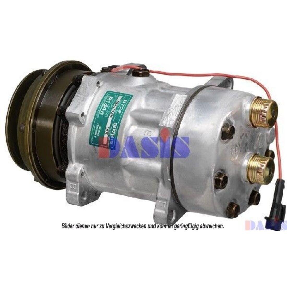 Kompressor, Klimaanlage -- AKS DASIS, FIAT, LANCIA, DUCATO Kasten...