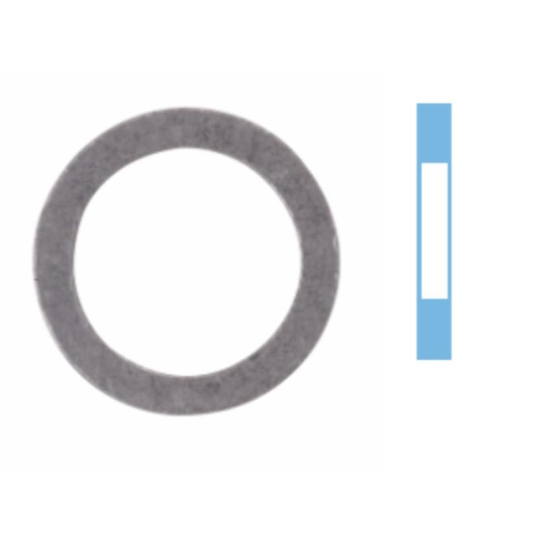 Dichtring, Ölablassschraube -- CORTECO, Innendurchmesser [mm]: 12,3...