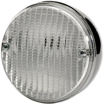 Lichtscheibe, Rückfahrleuchte -- HELLA, Prüfzeichen: E1 8704