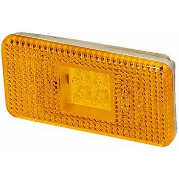 Seitenmarkierungsleuchte -- HELLA, Anzahl der LEDs: 4...