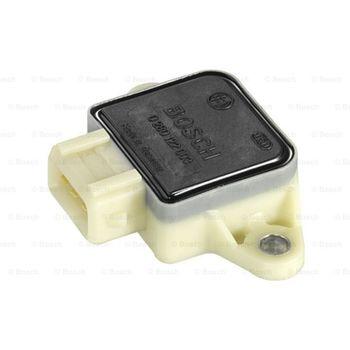 Sensor, Drosselklappenstellung -- BOSCH, PEUGEOT, CITROËN, FIAT, ...