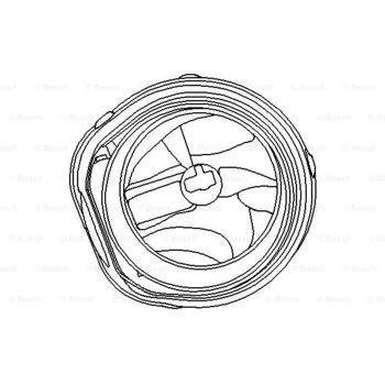Elektromotor, Fensterheber -- BOSCH