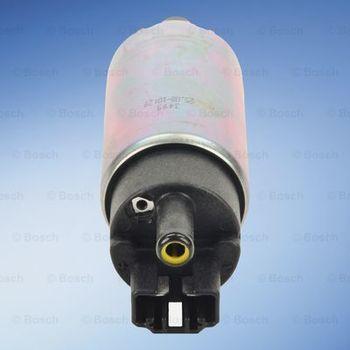 Kraftstoffpumpe -- BOSCH, Betriebsart: EL