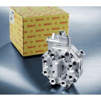 Mengenteiler, Einspritzanlage -- BOSCH, AUDI, CABRIOLET (8G7, B4), A6...