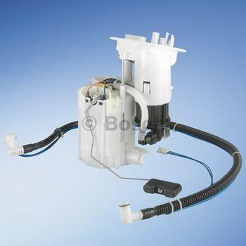 Kraftstoff-Fördereinheit -- BOSCH, AUDI, A4 Avant (8K5, B8), (8K2,, ...