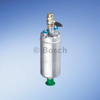 Kraftstoffpumpe -- BOSCH, Einbauseite: KL...