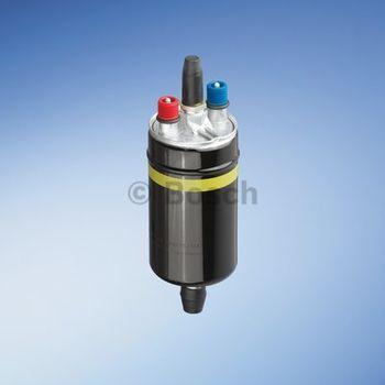 Kraftstoffpumpe -- BOSCH, AUDI, CABRIOLET (8G7, B4), Einbauseite: KL...
