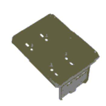 Batterieaufnahme -- VAN WEZEL, FORD, TRANSIT Bus (E_ _), Kasten, ...