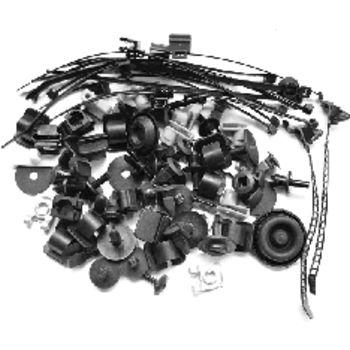 Montagesatz, Frontschaden -- VAN WEZEL, AUDI, A4 Avant (8ED, B7), ...