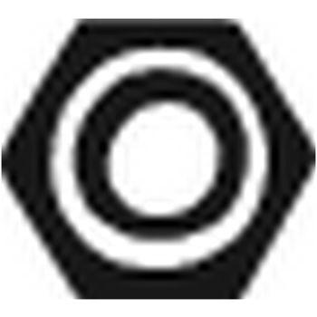 Mutter, Abgaskrümmer -- BOSAL, KIA, CARNIVAL II (GQ), Gewindemaß: M10
