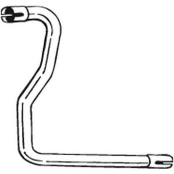 Abgasrohr -- BOSAL, RENAULT, 4 (112_), 6 (118_)