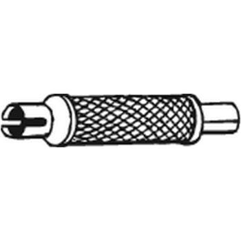 Abgasrohr -- BOSAL, FIAT, TIPO (160), Durchmesser [mm]: 54...