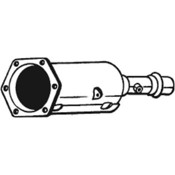 Ruß-/Partikelfilter, Abgasanlage -- BOSAL, PEUGEOT, 607 (9D, 9U)
