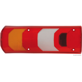 Lichtscheibe, Schlußleuchte -- HBELPARTS, Einbauseite: L, Einbauseite: R...