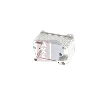 Ölkühler, Automatikgetriebe -- AKS DASIS, VW, AUDI, PASSAT Variant...