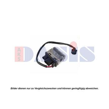 Steuergerät, Elektrolüfter (Motorkühlung) -- AKS DASIS, AUDI, VW, ...