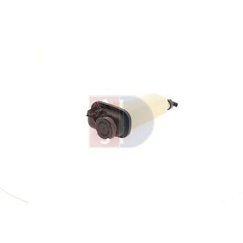 Ausgleichsbehälter, Kühlmittel -- AKS DASIS, BMW, 5 (E39), 3 Cabriolet...