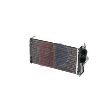Kühler, Motorkühlung -- AKS DASIS, CITROËN, PEUGEOT, C3 I (FC_), C2...