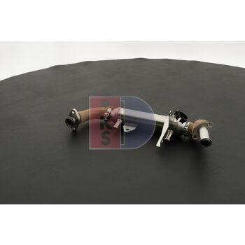 Kühler, Abgasrückführung -- AKS DASIS, FIAT, DOBLO Cargo (223_), ...