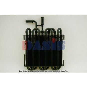 Kraftstoffkühler -- AKS DASIS, MERCEDES-BENZ, C-KLASSE Sportcoupe...