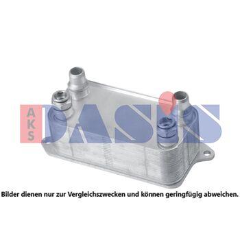 Ölkühler, Automatikgetriebe -- AKS DASIS
