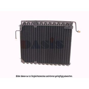 Kondensator, Klimaanlage -- AKS DASIS, Gewicht [kg]: 5,565...