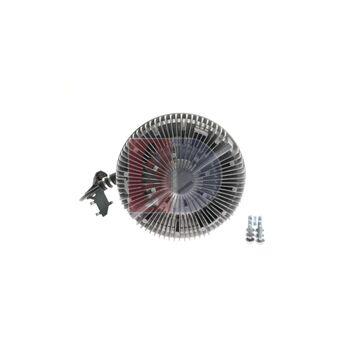 Kupplung, Kühlerlüfter -- AKS DASIS, Betriebsart: EL...