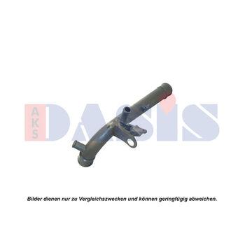Kühlmittelrohrleitung -- AKS DASIS, OPEL, ASTRA G CC (F48_, F08_), ...