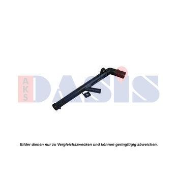 Kühlmittelrohrleitung -- AKS DASIS, RENAULT, MEGANE I (BA0/1_), SCÉNIC...