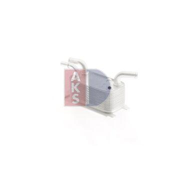 Ölkühler, Motoröl -- AKS DASIS, VOLVO, FORD, V50 (MW), FOCUS II...