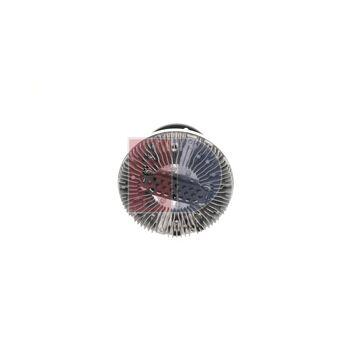 Kupplung, Kühlerlüfter -- AKS DASIS, Durchmesser [mm]: 150...