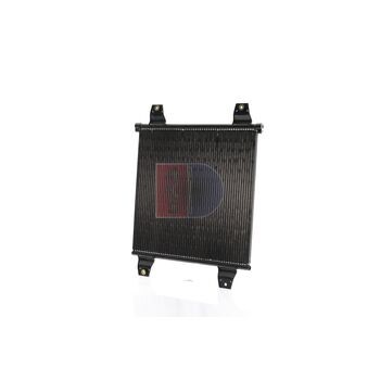 Kondensator, Klimaanlage -- AKS DASIS, Gewicht [kg]: 4,24...
