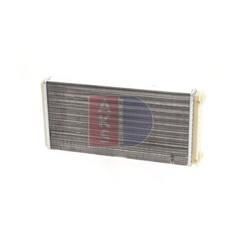 Kühler, Motorkühlung -- AKS DASIS, Gewicht [kg]: 1,23, Gewicht [g]: 1230...