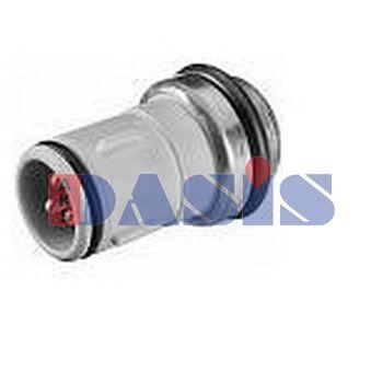 Sensor, Kühlmitteltemperatur -- AKS DASIS, AUDI, 80 (89, 89Q, 8A, B3), ...