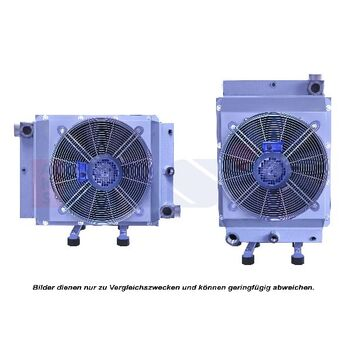 Kühlmodul -- AKS DASIS, Spezifikation: T10 / Flansch...