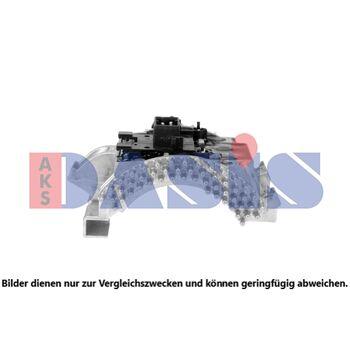 Steuergerät, Heizung/Lüftung -- AKS DASIS, BMW, 7 (E38)...