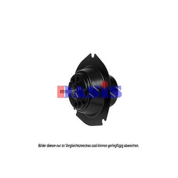 Elektromotor, Innenraumgebläse -- AKS DASIS