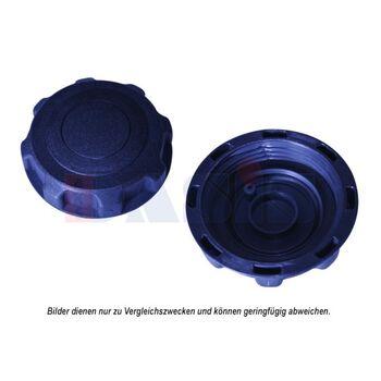 Verschluss, Kraftstoffbehälter -- AKS DASIS, Gewindemaß: Ø 88mm...