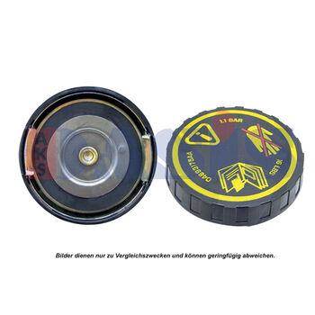 Verschlussdeckel, Kühler -- AKS DASIS, Druck [psi]: 16, Druck [bar]: 1,1...