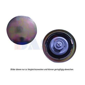 Verschluss, Kraftstoffbehälter -- AKS DASIS, Neuteil: , Höhe [mm]: 26...