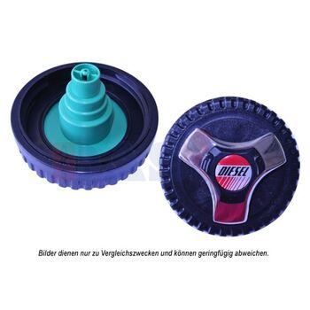 Verschluss, Kraftstoffbehälter -- AKS DASIS, Höhe [mm]: 66...